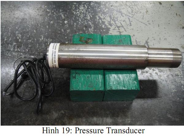 Giới thiệu hệ thống MWD đang sử dụng tại liên doanh Viet Nga Vietsovpetro Mwd16