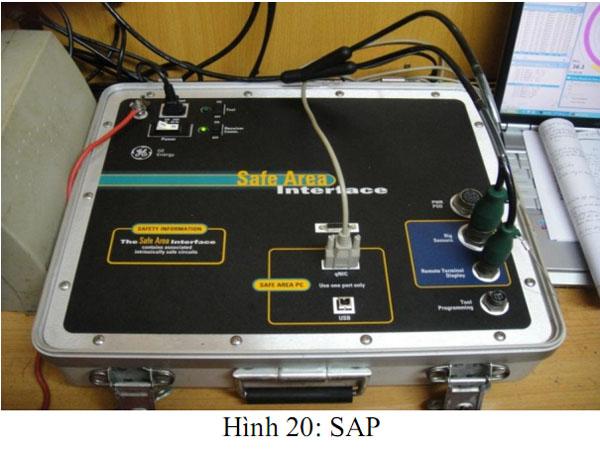 Giới thiệu hệ thống MWD đang sử dụng tại liên doanh Viet Nga Vietsovpetro Mwd17